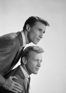 Righteous BrothersBill Medley, Bobby Hatfieldcirca 1965© 1978 Eric Skipsey - Image 4849_0025