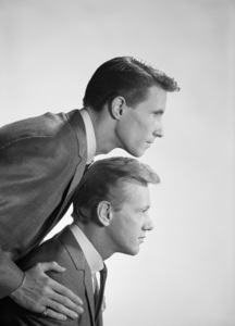 Righteous BrothersBill Medley, Bobby Hatfieldcirca 1965© 1978 Eric Skipsey - Image 4849_0026