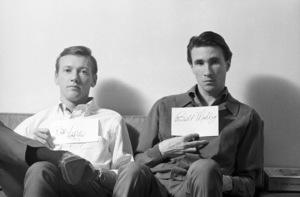 Righteous BrothersBobby Hatfield, Bill Medleycirca 1965© 1978 Eric Skipsey - Image 4849_0029