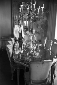 Paul Lynde at home 1972 © 1978 Gene Trindl - Image 4857_0025