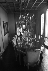 Paul Lynde at home 1972 © 1978 Gene Trindl - Image 4857_0028