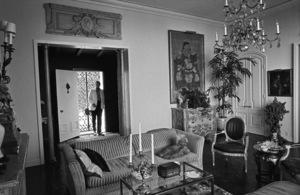 Paul Lynde at home 1972 © 1978 Gene Trindl - Image 4857_0030