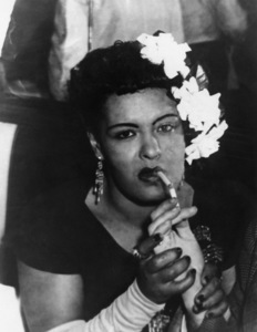 Billie Holidaycirca late 1930s** I.V.M. - Image 4861_0018