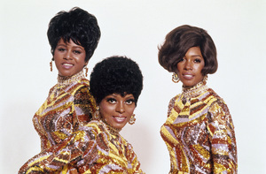 The Supremes (Diana Ross, Cindy Birdsong, Mary Wilson)circa 1967© 1978 Glenn Embree - Image 4865_0001