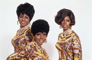 The Supremes (Diana Ross, Cindy Birdsong, Mary Wilson)circa 1967© 1978 Glenn Embree - Image 4865_0001