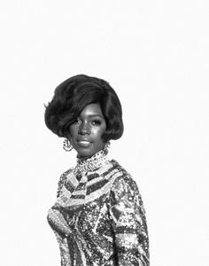 The Supremes (Mary Wilson) circa 1967 © 1978 Glenn Embree - Image 4865_0001c