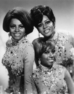 The Supremes (Diana Ross, Mary Wilson, Cindy Birdsong)circa 1967Photo by James J. Kriegsmann - Image 4865_0032