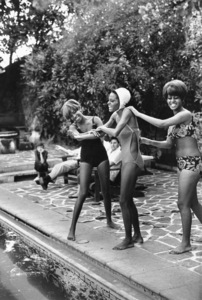 The SupremesCindy Birdsong, Diana Ross, Mary Wilsoncirca 1967 © 1978 Gunther - Image 4865_0041