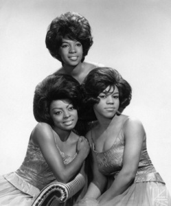 The Supremes (Diana Ross, Mary Wilson, Florence Ballard)1965Photo by James J. Kriegsmann - Image 4865_0044