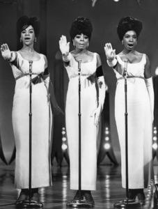 The SupremesFlorence Ballard, Diana Ross, Mary Wilsoncirca 1966 - Image 4865_0046