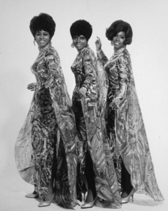 The Supremes (Diana Ross, Cindy Birdsong, Mary Wilson)  circa 1967 © 1978 Glenn Embree - Image 4865_3