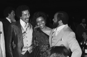 Smokey Robinson and Berry Gordy1983 © 1983 Bobby Holland - Image 4874_0010