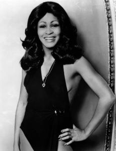 Tina Turnercirca 1970 © 1978 Bud Fraker - Image 4882_0003