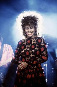 Tina Turner circa 1988© 1988 Ron Grover - Image 4882_0007