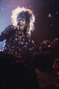 Tina Turner circa 1988© 1988 Ron Grover - Image 4882_0008