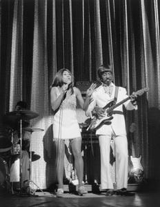 Tina Turnerperforming in Las Vegas with Ike Turner1970 © 1978 Gunther - Image 4882_0017