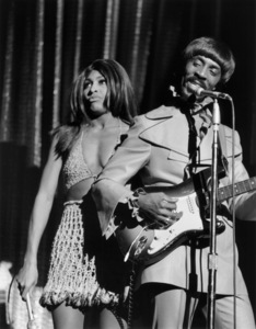 Tina Turner and Ike Turner performing in Las Vegas, Nevada1970 © 1978 Gunther - Image 4882_0021