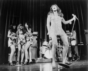 Tina Turner in Concert atOntario, CA  1971 © 1978 Chester Maydole - Image 4882_0024