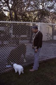 Redd Foxx at home1973© 1978 Gene Trindl - Image 4901_0022