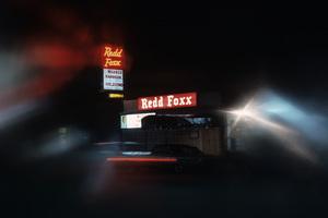 Redd Foxx circa 1967© 1978 Ed Thrasher - Image 4901_0024