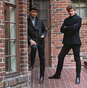 The Everly Brothers (Don Everly, Phil Everly)1965 © 1978 Ed Thrasher - Image 4956_0033