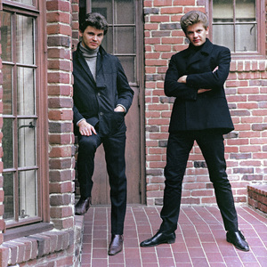 The Everly Brothers (Don Everly, Phil Everly) 1965 © 1978 Ed Thrasher  - Image 4956_0035
