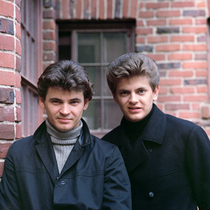 The Everly Brothers (Don Everly, Phil Everly) 1965© 1978 Ed Thrasher  - Image 4956_0037