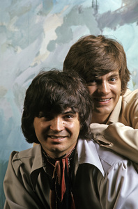 The Everly Brothers (Don Everly, Phil Everly) 1970 © 1978 Gene Trindl - Image 4956_0040