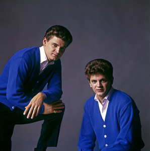 Everly Brothers in Manhattan, NYcirca 1960 © 2005 Michael Levin - Image 4956_0048