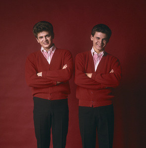 Everly Brothers in Manhattan, NYcirca 1960 © 2005 Michael Levin - Image 4956_0049