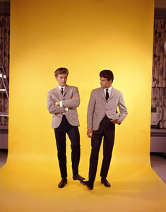 Everly Brothers in Manhattan, NYcirca 1960 © 2005 Michael Levin - Image 4956_0052