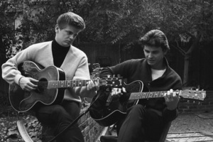 The Everly Brothers (Phil Everly, Don Everly)1965© 1978 Ed Thrasher - Image 4956_0074
