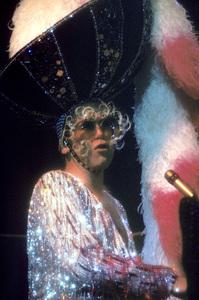Elton John in concert1974 © 1978 Bregman-Sutton - Image 4960_0005