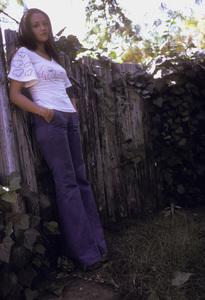 Olivia Hussey1973 © 1978 Bregman - Image 4962_0033