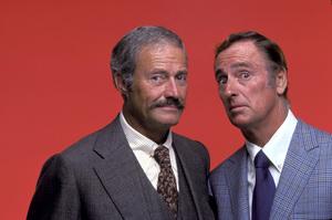 Dan Rowan and Dick Martin (aka Rowan & Martin)1975** H.L. - Image 4980_0005