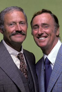 Dan Rowan and Dick Martin (aka Rowan & Martin)1975** H.L. - Image 4980_0008