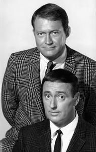 Dan Rowan and Dick Martin1965Photo by Gerald Smith - Image 4980_0010