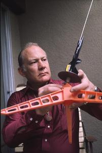 Buzz Aldrin, 1975. © 1978 Gunther - Image 4990_0002