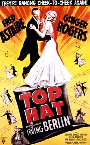 """Top Hat"" (Poster)1935 RKO - Image 5038_0002"