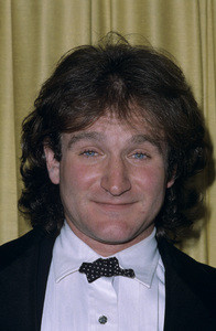 """Robin Williams at """"The 36th Annual Golden Globes""""1979© 1979 Gary Lewis - Image 5045_0048"""