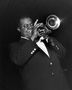 Louis Armstrong at the Crescendo, 1958. © 1978 David Sutton - Image 5062_0007