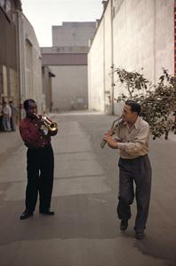 Louis Armstrongcirca 1956© 1978 Gene Trindl - Image 5062_0088