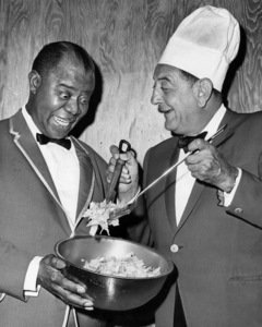 Louis Armstrong and Guy Lombardo 1966** I.V. / M.T. - Image 5062_0090