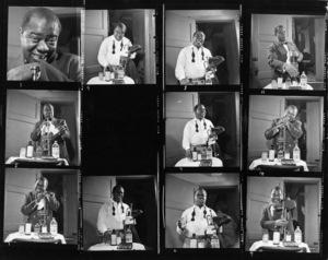 Louis Armstrongcirca 1953** I.V. - Image 5062_0106