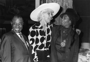 Louis Armstrong, Carol Channing and Pearl Baileycirca 1960s** I.V. - Image 5062_0116
