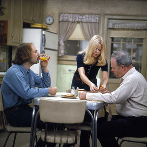"""""""All in the Family""""Rob Reiner, Sally Struthers, Carroll O"""