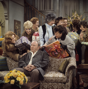 """All in the Family""Jean Stapleton, Carroll O"