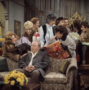 """All in the Family""Jean Stapleton, Carroll O"