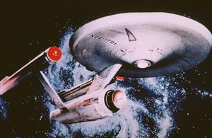 """Star Trek""U.S.S. Enterprise1969 Paramount - Image 5088_0029"