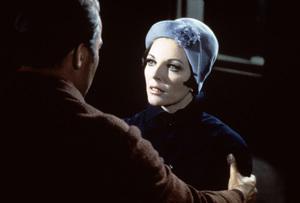 """Star Trek"" (Episode: The City on the Edge of Forever)William Shatner, Joan Collins1967 - Image 5088_0165"